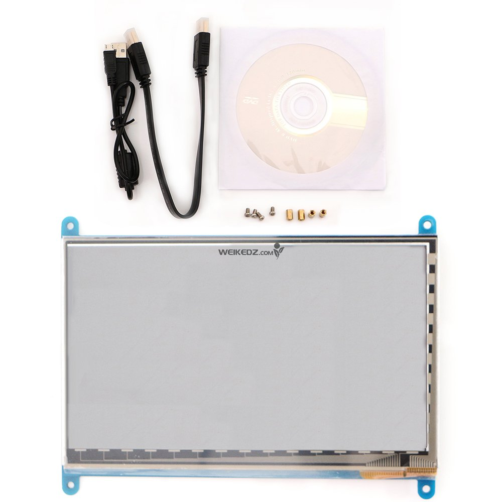7 Inch HDMI TFT Capacitive Touch Screen For Raspberry