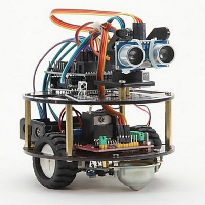 Intelligent car learning suite robot intell