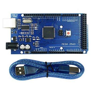 R3 REV3 ATmega2560-16AU Mega 2560 Board For Arduino Compatible with USB Cable