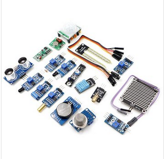 16 In 1 Sensor Module Kit For Raspberry Pi