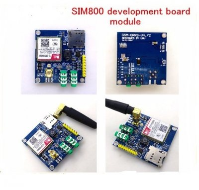 SIM800 development board module GSM GPRS MM